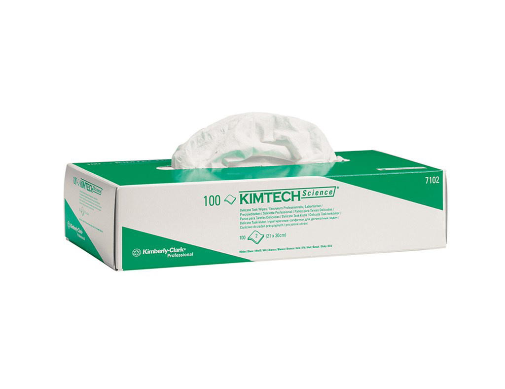 Kleenex wipes 200x210mm 100 ea./box