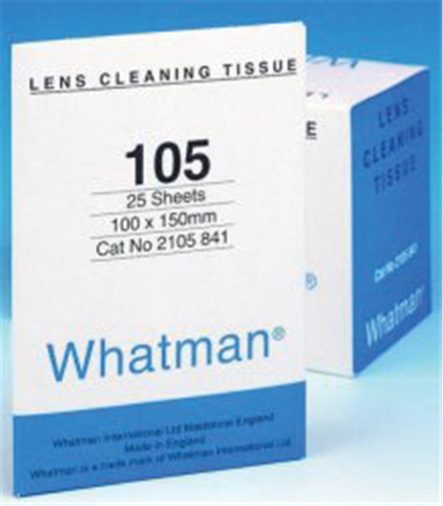 100 LENS CLEANING TISSUES PACK OF 100 SHEETS LINT FREE