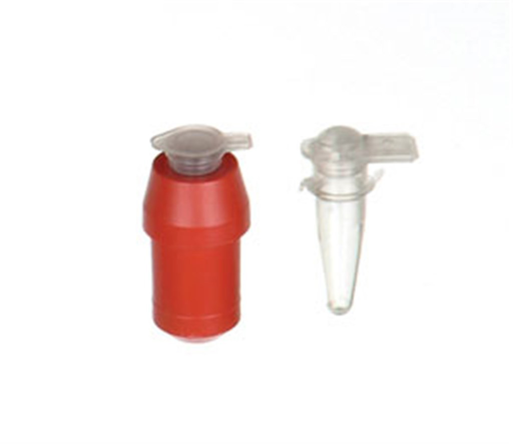 Adapter for reaction vials 0,5/0,75 ml, 1 set=2 pc