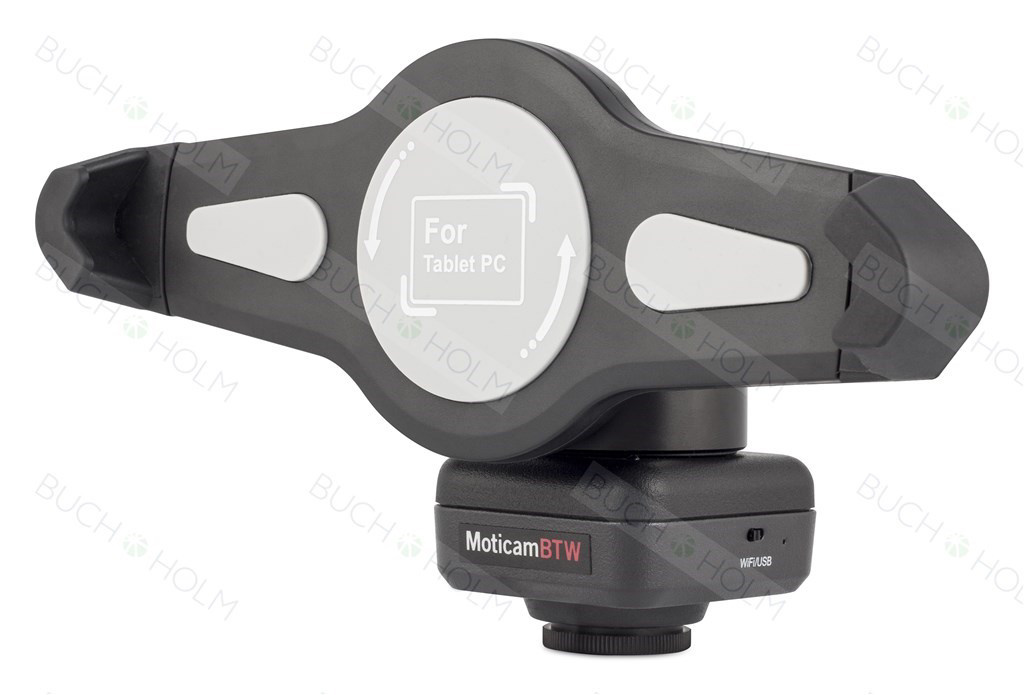 Digital Camera Moticam BTW, bracket f/tablet 7-10""
