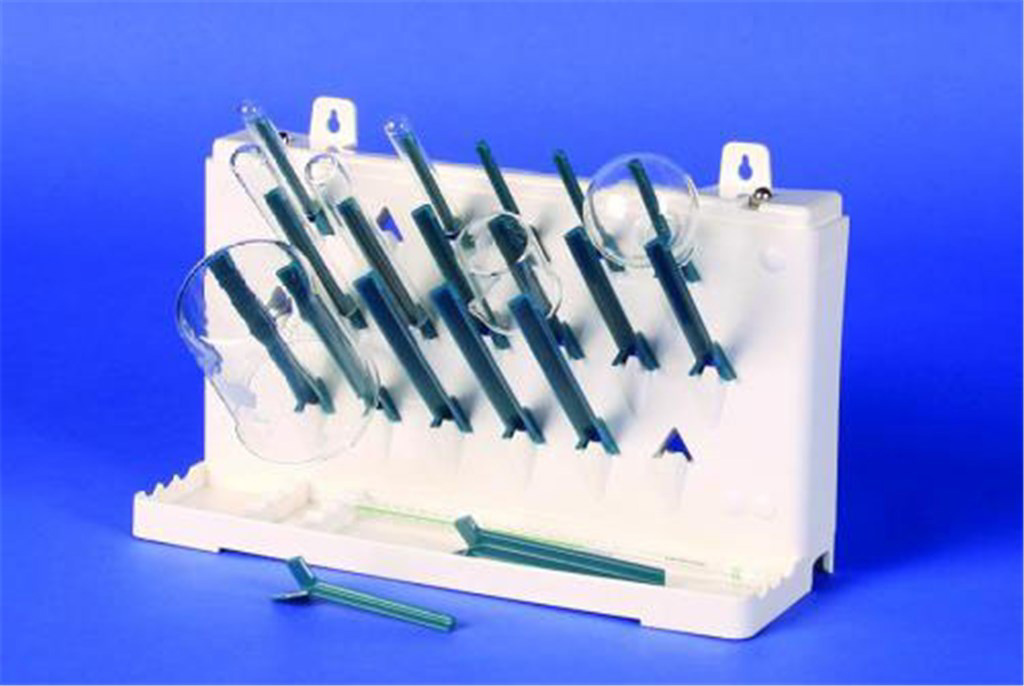 BEL-Art Draining stand ABS, 57 pegs, single-sided