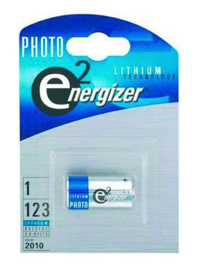 Lithium Photo Batteries Energi zer, Type EL223AP/C