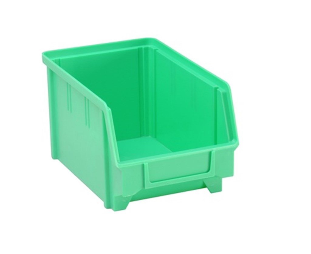Display boxes, Colour green , Width 145 mm, Lengt