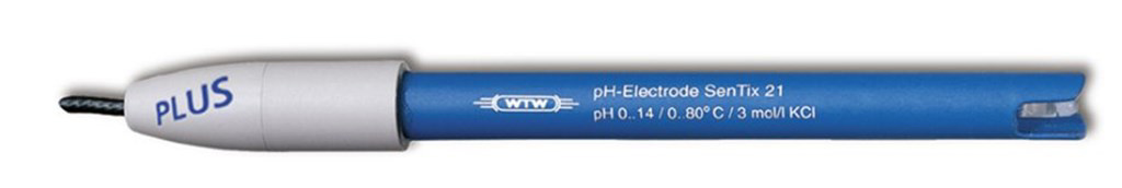 pH combination electrodes, gel electrolyte, SenTi