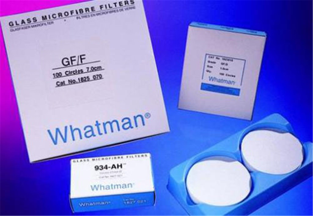 Filter paper, Glass microfibre filters, grade GF/
