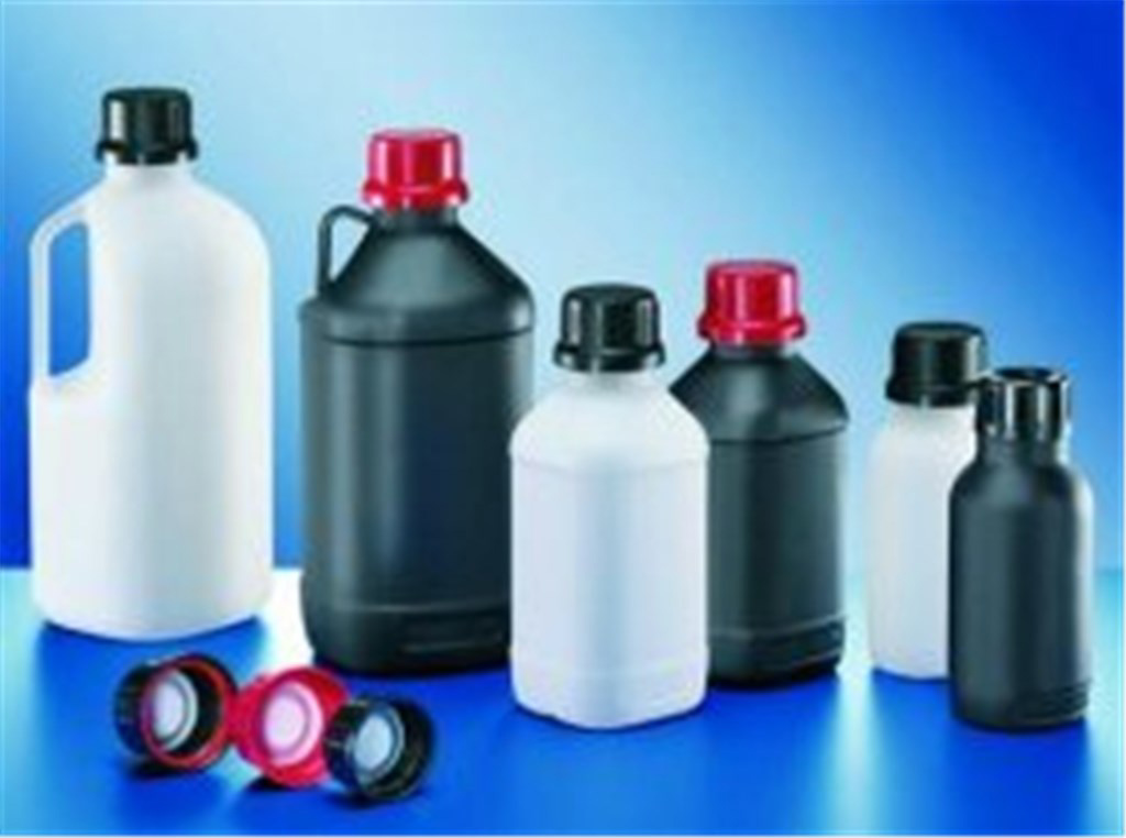 Bottles, narrow mouth, HDPE, U N approved, Capacit