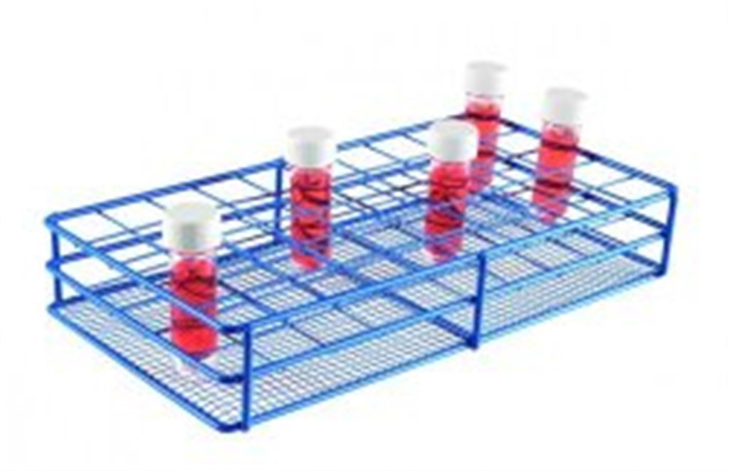 Test tube rack 2x6 wire