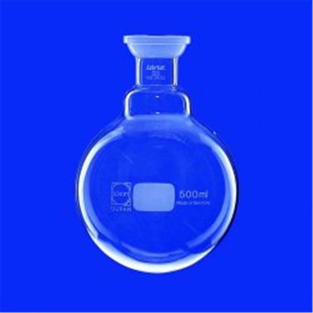 Receiving flasks, ground glass joint, Capacity 50