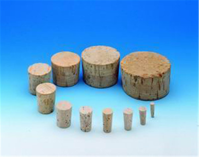 Cork stoppers 11 x 8 x 20 mm