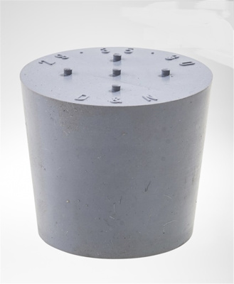 Rubberstopper 107 x 94 x 65 mm