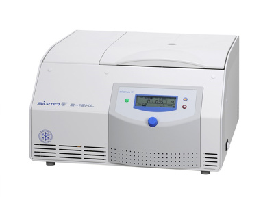 Sigma 2-16KL refrigerated table top centrifuge