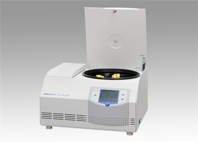 Sigma 3-18KS, refrigerated table top centrifuge