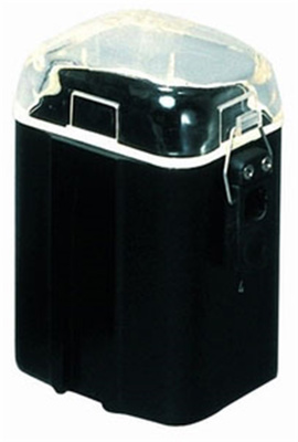 Bucket rectangular w/cap