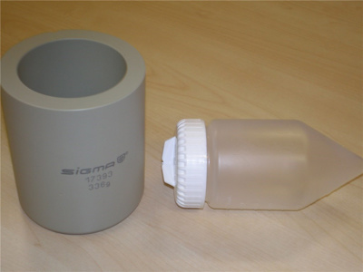 Centrifuge bucket adapter,Sigma,175-200 ml conical