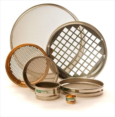 100 mm Brass sieve w/w 20mic