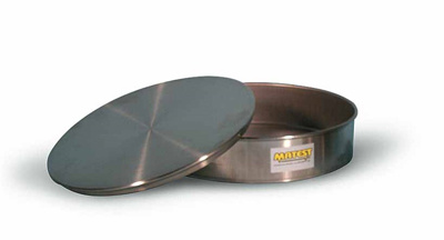 Matest lid for sieves Ø200 mm