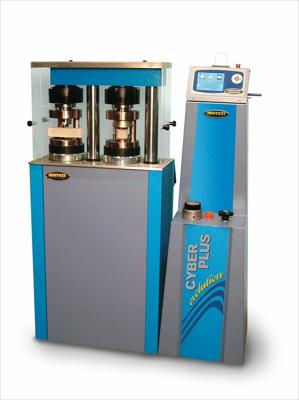 Comp/Flexural machine Range 0-250, 0-15 k