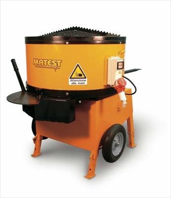 Concrete mixer 100/60 liters