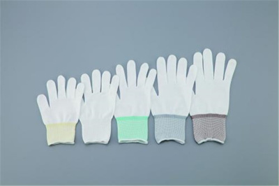 Inner gloves ASPURE, polyester, size S