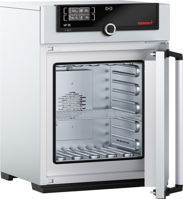 Oven with forced air,  +5°C to 300°c, 55L, 1 grid