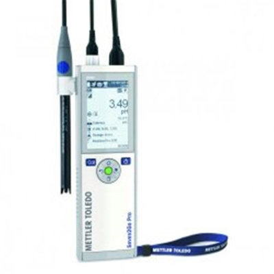pH/ION meter Senev2Go Pro with ISM sensor