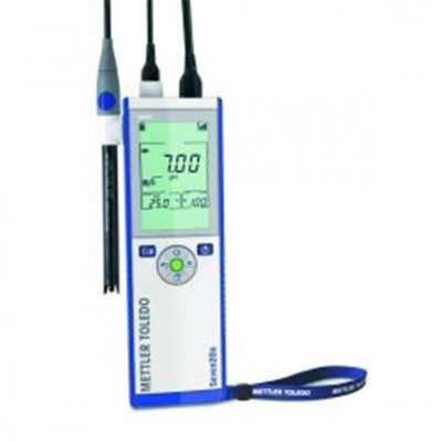 pH-meter Seven2Go™ S2 with ISM elektrode