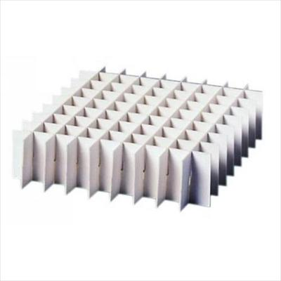 Dividers for 133x133 mm box, H:30 mm, 6 x 6