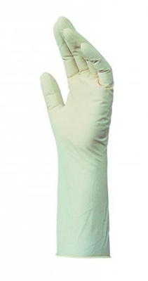 Nitrile gloves Niprotect 529, size 8