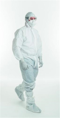 KIMTECH PURE* A8 Coverall size S spraytight