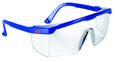 LLG-Protection spectacle Type 511 frame blue