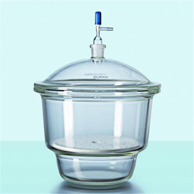 Vacuum-Desiccator NOVUS DN 150 clear DURAN®, with