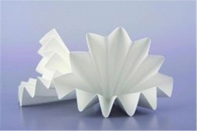 Filter papers, qualitative, fo lded filters, Grade