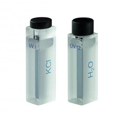 Reference filter UV12, purified water