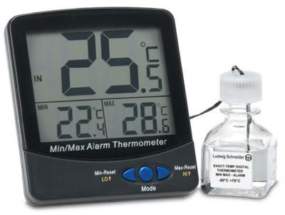 Digital Exact-Temp-Thermometer, for refrigerators