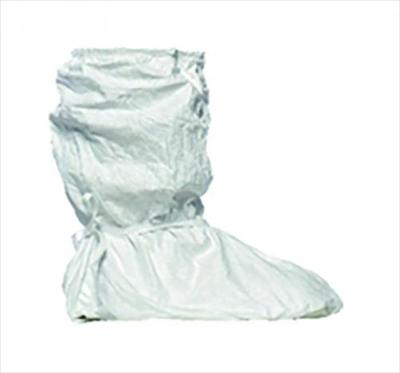 Over boot Tyvek® IsoClean®, size XL white, sterile